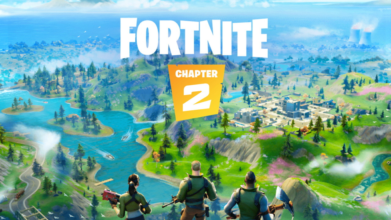 Fortnite Chapter 2 season 1
